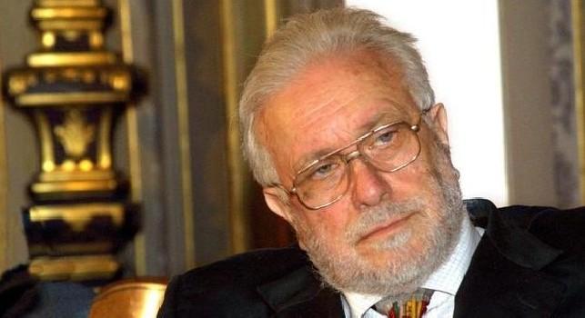E' morto Luciano De Crescenzo, Napoli in lutto