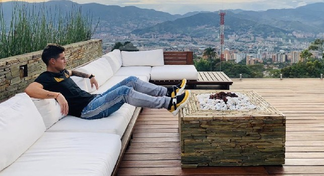 James Rodriguez - Napoli
