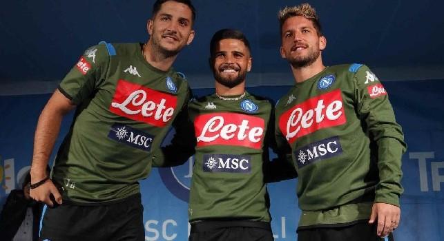 Colpo Napoli, a volerlo sono anche i giocatori! Messaggio chiaro di Mertens e Insigne ad ADL
