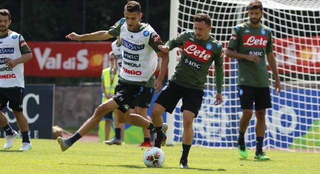 Il Mattino - Mario Rui ha convinto Ancelotti, su Hysaj c'è una big italiana: in bilico Ounas