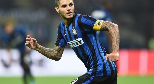 Eurosport - L'affare Icardi può concludersi al fotofinish: gli intoppi con Juve e Napoli