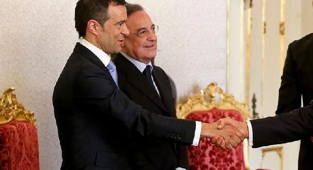 El Confidencial - Mendes ha incontrato Florentino Perez comunicandogli la volontà di James di andare all'Atletico Madrid