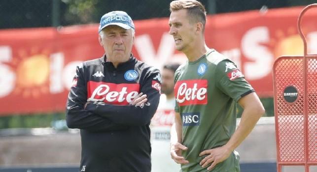 Repubblica - Ancelotti <i>aspetta</i> James e vuole un attaccante: tra Pépé e Icardi, la situazione