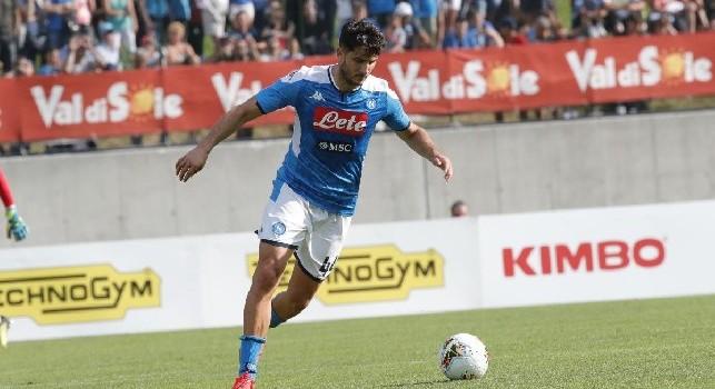 Cinque cambi per il Napoli al 45': fuori anche Kostas Manolas e Di Lorenzo!
