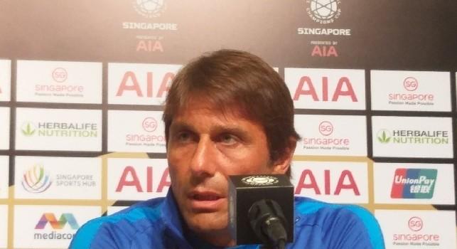 Inter, Conte: C'è stato un via vai che mi ha penalizzato, ma mostriamo di lavorare bene