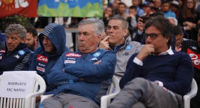 Serve pazienza, molta pazienza, CorSport: questo il messaggio dal Napoli sulla trattativa James Rodriguez