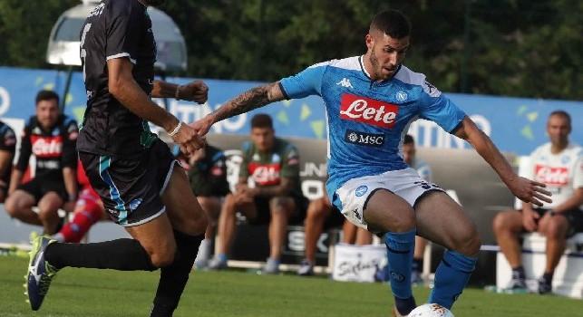 Da Verona - Tutino nel mirino dell'Hellas Verona, la dirigenza apre al confronto con il Napoli: i dettagli