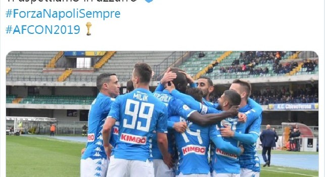 SSC Napoli, il messaggio a Koulibaly dopo la finale persa: Siamo orgogliosi di te! Ti aspettiamo in azzurro [FOTO]