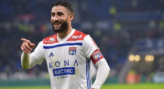 Fekir-Napoli, Gazzetta: nell'affare con il Lione può finirci un azzurro, per Ancelotti è l'alternativa a James Rodriguez