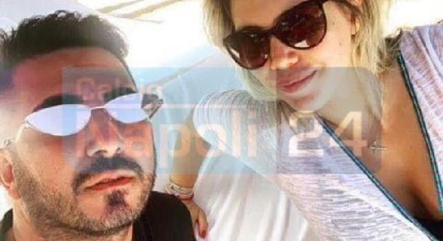 Icardi-Napoli, un tifoso becca Wanda a Ibiza: Portarlo in azzurro? Speriamo!. E spunta il gesto clamoroso