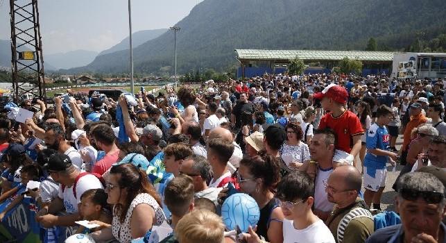Il Mattino - Boom di presenze in Val di Sole: più di 5mila persone nel weekend a Dimaro, è record!