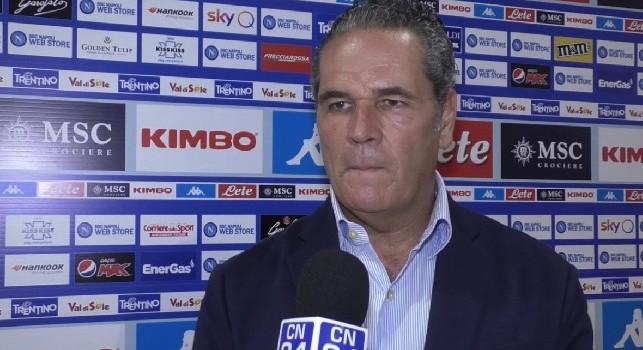 Alessandro Formisano, head of operations sales and marketing SSC Napoli