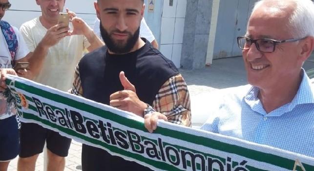 UFFICIALE - Fekir è un nuovo giocatore del Betis Siviglia