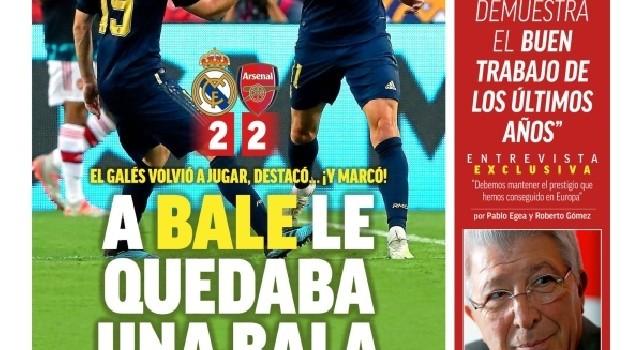 Atletico, il presidente parla a Marca: Che i calciatori chiedano di venire a giocare all'Atletico Madrid dimostra il buon lavoro degli ultimi anni... [FOTO]