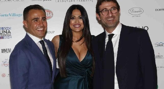 Cannavaro: Icardi? Con lui azzurri da scudetto! A Napoli sei un mito tutto l'anno, per convincere Wanda dico...