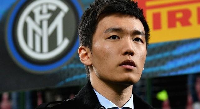 CorSport - Inter alleata del Napoli, il presidente Zhang ha ribadito: Icardi non andrà mai alla Juve