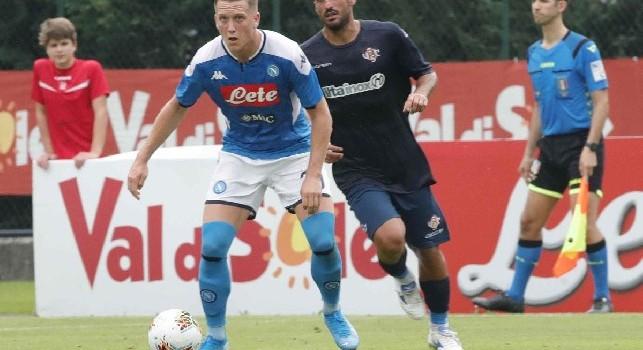 Zielinski a Sky: A Firenze c'è entusiasmo, ma vogliamo vincere sempre!