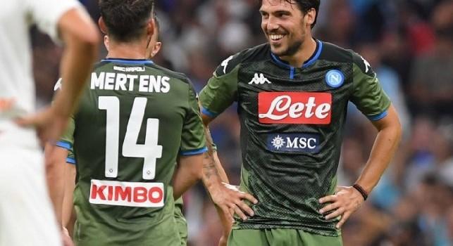 Il commento della SSC Napoli: Elmas lascia con gli occhi sbarrati! Partita senza storia, ora il sogno americano...