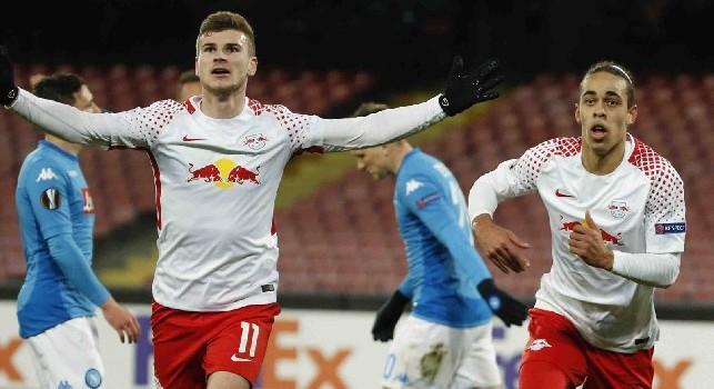 UFFICIALE - Lipsia, Werner rinnova fino al 2023!