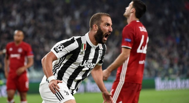 Gazzetta - Higuain va verso la conferma alla Juventus: solo Icardi ribalterebbe tutto