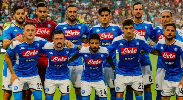 Napoli-Barcellona, le pagelle: Milik vietato ai minori, Callejon fa ammattire Junior Firpo! Di Lorenzo senza timori, Maksimovic si fa valere