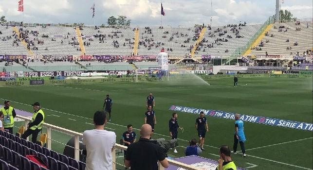 UFFICIALE - Fiorentina-Napoli aperta ai residenti nella provincia di Napoli anche senza Tessera del Tifoso, ma solo nel Settore Ospiti