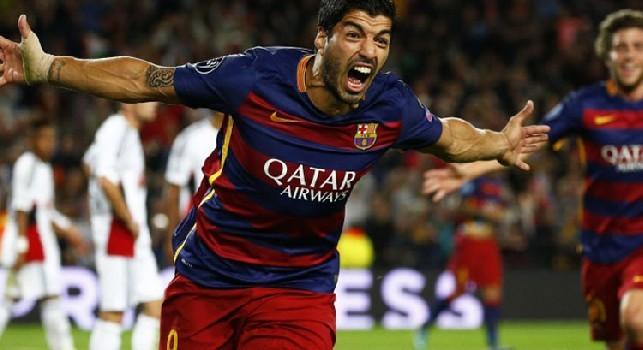 Uno-due fulminante, il Barcellona cala il tris: difesa del Napoli in bambola