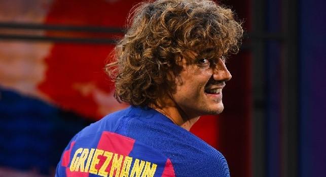 Napoli-Barcellona - Raddoppio degli spagnoli, altra posizione dubbia di fuorigioco