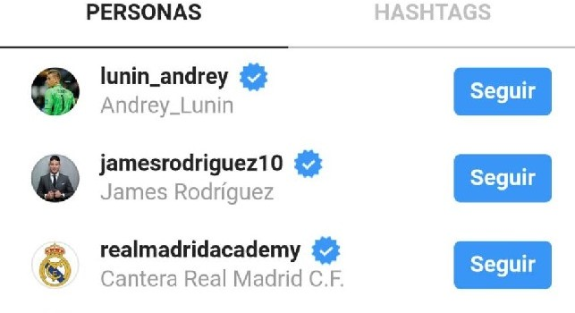 Real Madrid, Zidane scarica James Rodriguez ma il club inizia a seguire il colombiano su Instagram [FOTO]