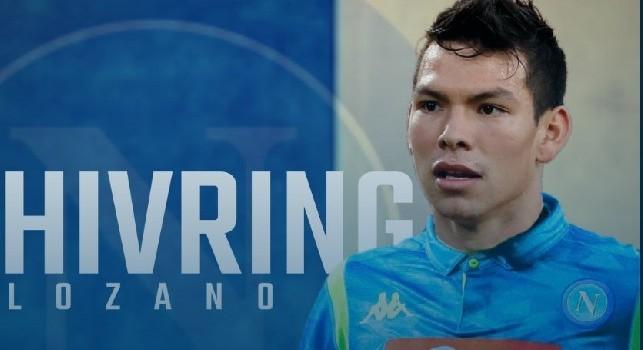 Lozano-Napoli, tutto fatto e valigie pronte! CorSport: mercoledì visite a Villa Stuart, le cifre dell'affare per PSV e calciatore