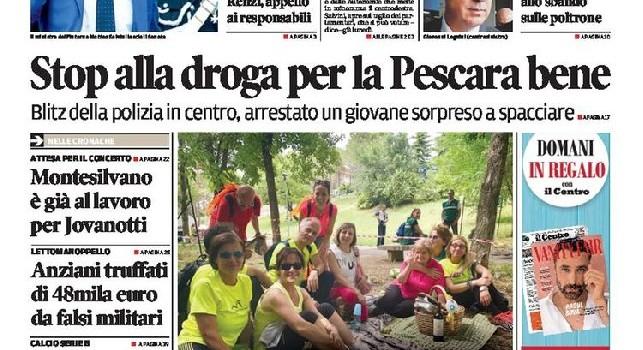 Palmiero strega Pescara: E' il faro che illumina la squadra di Zauri [FOTO]