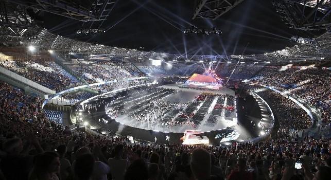 Napoli <i>risponde</i> a De Laurentiis, CorSport: al San Paolo con la Samp almeno 35mila spettatori! Impennata nella prevendita