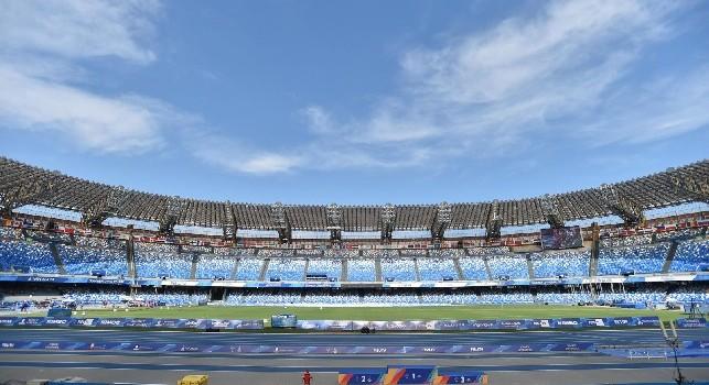 Stadio San Paolo, restyling da 24 milioni: ci sono anche telecamere contro i tifosi violenti. Il Comune cerca sponsor per ulteriori lavori