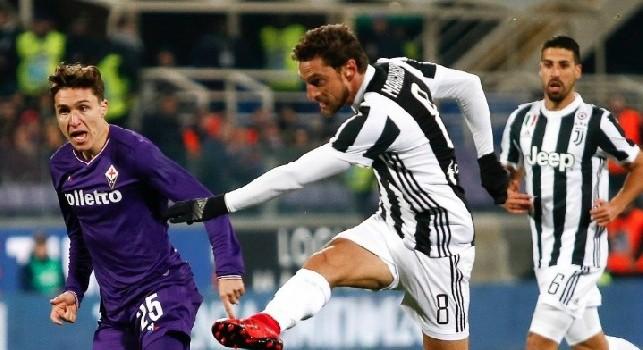Marchisio: Scudetto? La Juventus resta in pole position! Il Napoli è sempre molto solido, sarà un campionato molto interessante