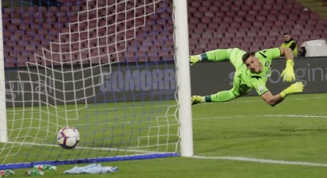 Udinese, Musso: Portieri in rampa di lancio? Mi aspetto parecchio da Meret, lo apprezzo molto