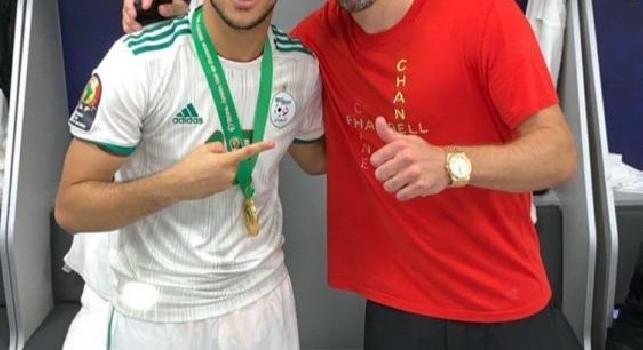 Ounas accoglie Ribery in Serie A: Buona fortuna fratello [FOTO]