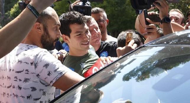 Sky, Marchetti: Lozano acquisto record, messaggio chiaro del Napoli! C'è un'intenzione seria