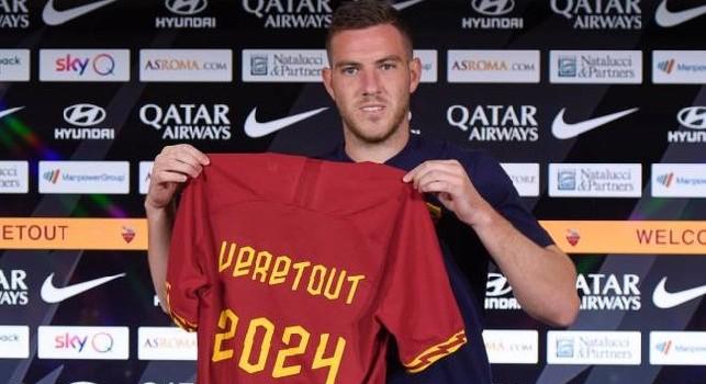 Veretout: Ho scelto la Roma perché è una grande squadra, mi ha convinto Fonseca. Ora vogliamo la Champions