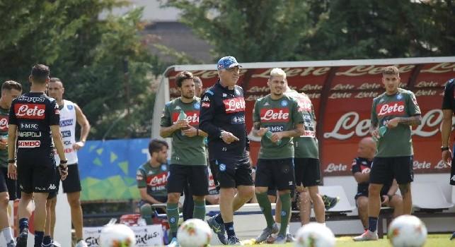 Ancelotti ricorda ai suoi le gesta del suo grande Milan! Vuole vincere a Napoli con sacrificio, umiltà e sofferenza