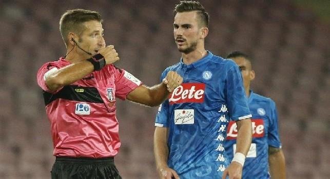 Fiorentina-Napoli, arbitra Massa: i precedenti del fischietto ligure con le due squadre