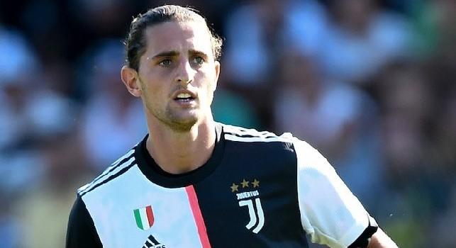 Juventus, Rabiot: Adattato facilmente ai bianconeri, abbiamo lavorato bene. Campionato? Affronteremo squadre forti