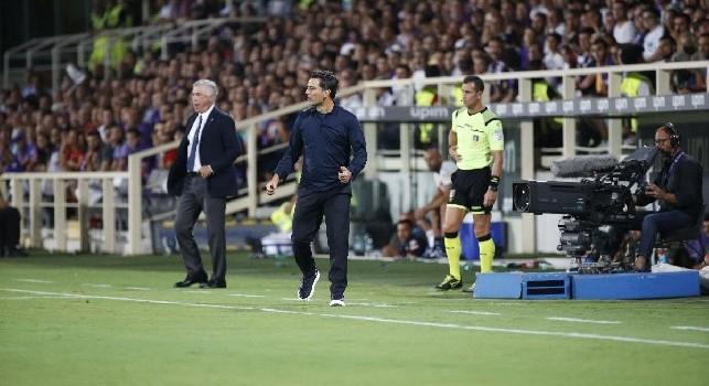 Critiche alla Fiorentina, Montella replica: Ma cosa volete? Guardate che bella partita...