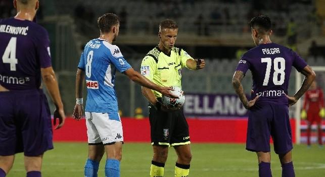 Tuttosport - Napoli agevolato da contestatissime decisioni arbitrali, De Laurentiis sorride per <i>l'usato sicuro</i>