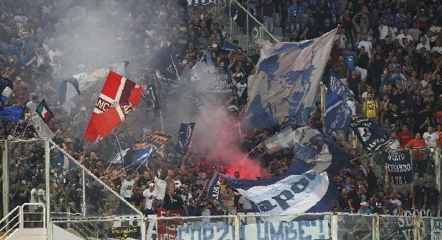 Dallo stupore di Commisso alla gioia di Insigne: tutti gli scatti di Fiorentina-Napoli [FOTOGALLERY CN24]
