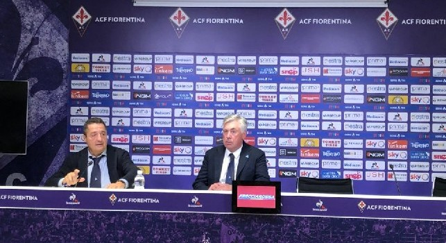Ancelotti in conferenza