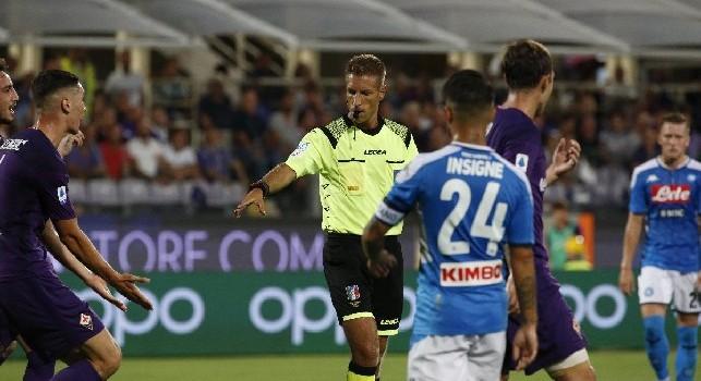 Fiorentina-Napoli, la moviola di Gazzetta: giusto il rigore su Zielinski, l'ha deciso la FIFA! Bisognerà farci l'abitudine, vedremo tanti penalty così