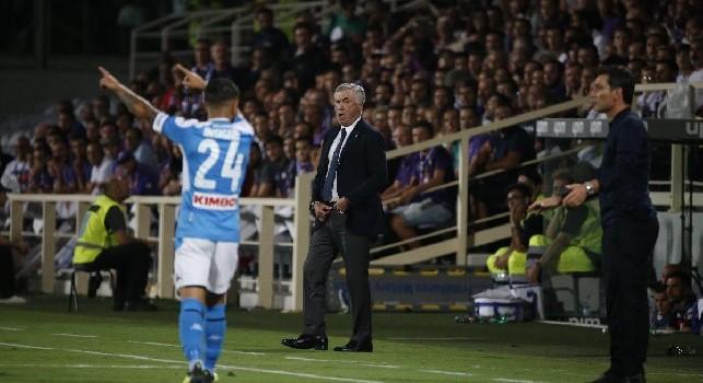 Cori sul Vesuvio ed insulti ad Ancelotti: bentornata, Serie A