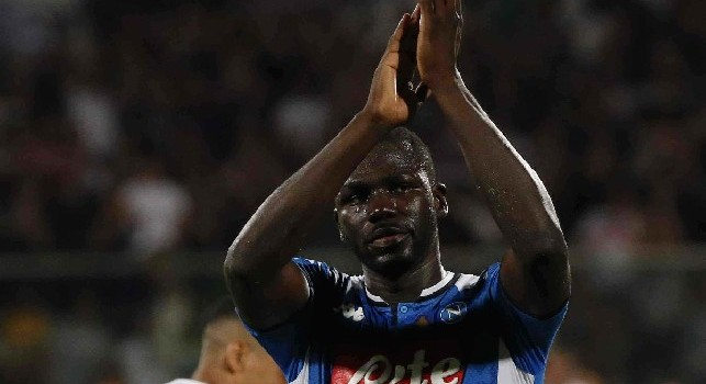 Koulibaly a Sky: Do il 200% per questi tifosi, mi danno un amore incredibile. Voglio portare il Napoli più in alto possibile