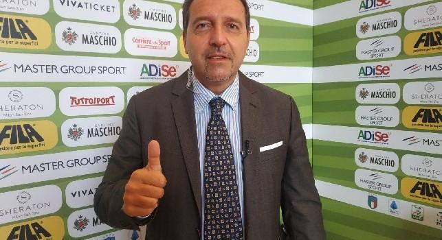 Venerato: Ibrahimovic non rientra nei piani del Napoli per due motivi