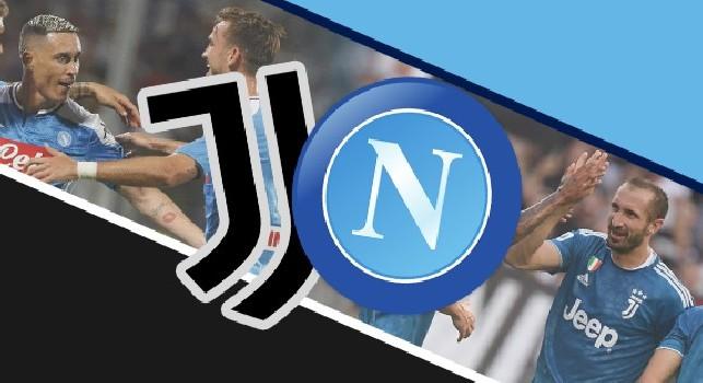 Il <i>meglio</i> di Juventus-Napoli, l'11 All-Star: sette bianconeri e quattro azzurri, che qualità! [GRAFICO FORMAZIONE]